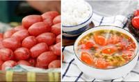 Giải nhiệt ngày hè với canh chua nấu nhót