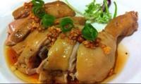 Cách làm gà hấp xì dầu thơm ngon đậm đà