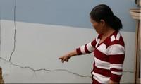 Đắk Lắk: Nổ mìn xây thủy điện làm nứt nhà dân
