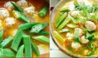 Công thức nấu canh riêu chả cá thác lác thơm ngon