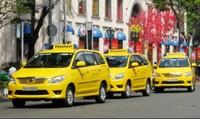 TP HCM: Hai hãng taxi muốn sáp nhập để cạnh tranh Grab