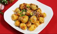 Trứng cút sốt chua ngọt dễ làm, trôi cơm trong thời tiết nóng nực