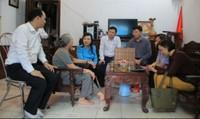 Bộ trưởng Bộ Y tế tri ân các gia đình thương binh, liệt sỹ