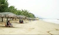 Khu du lịch Hải Tiến (Thanh Hóa) bị ô nhiễm môi trường nghiêm trọng