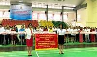 Công đoàn Bộ Tư pháp tổ chức Giải thể thao