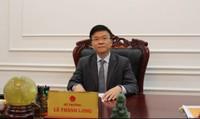 """Bộ trưởng Lê Thành Long: """"Hoạt động của Cục Kiểm tra VBQPPL đóng góp quan trọng trong việc hoàn thiện và tổ chức thi hành pháp luật"""""""