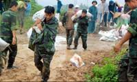 Hơn 8.000 ngày công giúp các địa phương khắc phục hậu quả thiên tai
