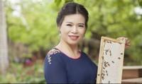 Cô giáo bỏ nghề, xây dựng thương hiệu Ong Tam Đảo - Honeco