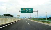 Hai tuyến cao tốc thông xe vào dịp 2/9