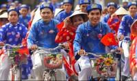 100 đôi công nhân tổ chức 1 đám cưới trong ngày Quốc khánh