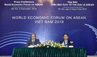WEF ASEAN 2018: Góp phần nâng cao hơn nữa vị thế của Việt Nam
