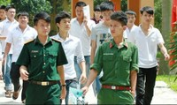 Các trường Quân đội vẫn có điểm chuẩn nằm trong tốp đầu