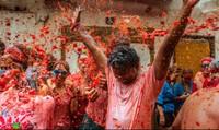 Lịch sử 73 năm lễ hội ném cà chua độc đáo