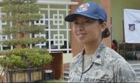 Quân nhân Hoa Kỳ tham gia hỗ trợ nhân đạo tại Quảng Nam