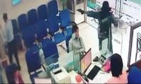 Bắt nghi phạm cướp ngân hàng ở Tiền Giang