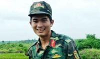 Hạ sĩ trẻ đoạt giải Nhất Hội thi Phòng hóa Quân khu 7
