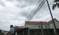 Báo động vi phạm hành lang lưới điện tại Quảng Ngãi