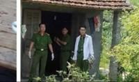 Nghi án bé gái 10 tuổi bị cắt cổ dẫn đến tử vong