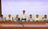 """Hà Nội xem xét trách nhiệm cán bộ liên quan để xảy ra tình trạng """"bảo kê"""""""