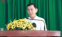 Sở Tư pháp TP Cần Thơ tổ chức thi tuyển chức danh Phó Giám đốc