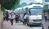 Nhức nhối tình trạng xe 'quá đát' đưa đón học sinh