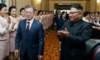 Biến chuyển trọng đại trên bán đảo Triều Tiên