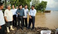 Chủ động ứng phó với lũ Đồng bằng sông Cửu Long