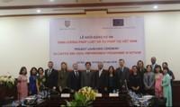 Tăng cường xây dựng pháp quyền XHCN thông qua hệ thống tư pháp tin cậy