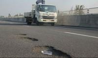Cao tốc Đà Nẵng - Quảng Ngãi - Hư hỏng do đâu?