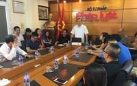 Đảng bộ Báo Pháp luật Việt Nam quán triệt, triển khai Nghị quyết TƯ 7 khóa XII