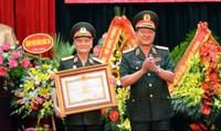 Học viện Quân y trao danh hiệu Anh hùng Lực lượng vũ trang nhân dân