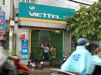 Cửa hàng Viettel bị trộm két sắt trị giá hàng tỷ đồng