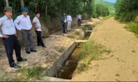 Đồng ruộng vẫn 'khát' dù mới xây xong kênh 12 tỷ đồng