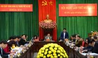 Sớm giải quyết các vấn đề dân sinh bức xúc tại Hà Nội