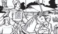 Cuộc đào thoát gây dựng cơ nghiệp của Chúa Nguyễn Hoàng