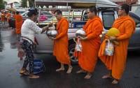 Cuộc khủng hoảng sức khỏe trong cộng đồng nhà sư Thái Lan