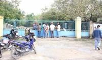 Nam công nhân ngã vào máy trộn bê tông tử vong