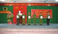 Công an chính quy chính thức nhận nhiệm vụ Công an xã tại TT-Huế