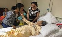 Phẫu thuật gãy xương thành công cho bệnh nhân 101 tuổi