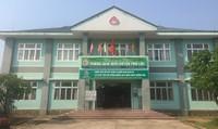 NHCSXH huyện Phú Lộc chú trọng nâng cao chất lượng các điểm giao dịch xã