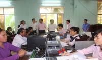Hội đồng quản trị NHCSXH kiểm tra, giám sát tình hình hoạt động tại Chi nhánh TT- Huế