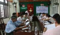 Tỉnh về tham gia họp giao ban với cấp huyện, chuyện  lạ ở  NHCSXH huyện Nam Đông