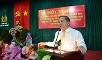 Công an tỉnh Thừa Thiên Huế có 2 Phó Giám đốc mới