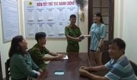 Tìm và trao trả lại tài sản cho hai Việt Kiều Mỹ