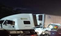 Xe đi xin dâu bị tai nạn thảm khốc, chú rể và 12 người thân thiệt mạng