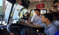 """Sau nhiều """"bát nháo"""", Đà Nẵng tiên phong lắp camera trên xe du lịch"""