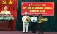Thiếu tướng Vũ Xuân Viên thay Đại tá Lê Văn Tam làm Giám đốc Công an Đà Nẵng
