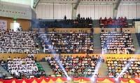 Đà Nẵng: Khai mạc Đại hội Thể dục thể thao lần thứ VIII