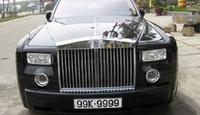 """Siêu xe Rolls Royce Phantom có """"số"""" ám chủ nhân?"""