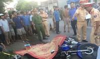 Lại thêm một vụ tai nạn thương tâm từ xe chở tôn
